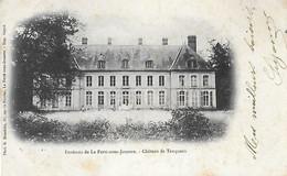 77 Seine Et Marne - La FERTE Sous JOUARRE - CPA - Environs - Château De Tanqueux - Cad Saacy Charly - 1903 - - La Ferte Sous Jouarre