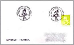 CAMPEONATO DE EUROPA HOCKEY SOBRE PATINES. Oviedo, Asturias, 1987 - Hockey (Field)