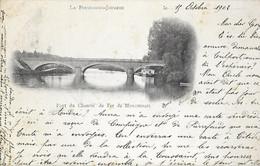 77 Seine Et Marne - La FERTE Sous JOUARRE - CPA - Pont Du Chemin De Fer De Montmirail - 1902 - La Ferte Sous Jouarre