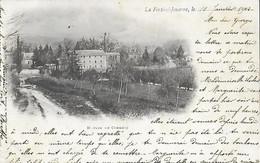 77 Seine Et Marne - La FERTE Sous JOUARRE - CPA - Moulin De Condeiz Condetz - Cad Meaux Saacy 1902 - - La Ferte Sous Jouarre