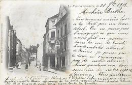77 Seine Et Marne - La FERTE Sous JOUARRE - CPA - Rue Du Limon - Cad 1901 Charly - - La Ferte Sous Jouarre