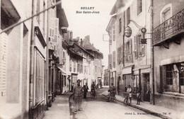 BELLEY - Rue Saint Jean - Belley