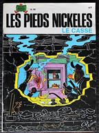 BD LES PIEDS NICKELES - 98 - Le Casse Des Pieds Nickelés - Rééd. 1982 - Pieds Nickelés, Les