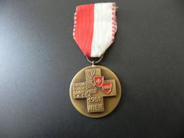 Medaille Union Bundeskampfspiele Wien 1951 - Unclassified