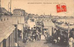 85-LES-SABLES-D'OLONNE- BAINS MODERNES, LA BUVETTE - Sables D'Olonne
