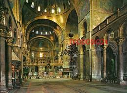 Veneto Venezia Basilica De San Marco. Interno. - Venezia