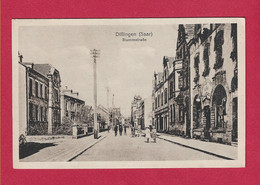 ALLEMAGNE - DILLINGEN - Stummstrabe - Vari
