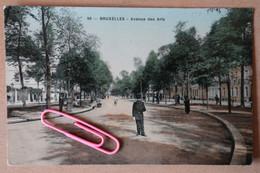 BRUXELLES : Avenue Des ARTS  En 1908 - Brussels (City)