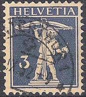 Schweiz Suisse 1930: Fils De Tell-Knabe Zu 182 Mi 199 Yv 241 Mit Voll-Stempel WINTERTHUR ?.IX.32 (Zumstein CHF 12.00) - Used Stamps