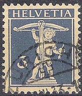 Schweiz Suisse 1930: Fils De Tell-Knabe Zu 182 Mi 199 Yv 241 Mit Stempel ZÜRICH ?.III.33 (Zumstein CHF 12.00) - Used Stamps