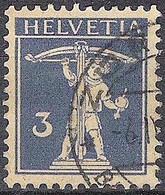 Schweiz Suisse 1930: Fils De Tell-Knabe Zu 182 Mi 199 Yv 241 Mit Stempel ZÜRICH 6.IV.3? (Zumstein CHF 12.00) - Used Stamps