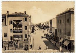 SOTTOMARINA - VIA SAN MARCO - CHIOGGIA - VENEZIA - 1953 - Chioggia