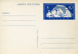 66506 Poland, Stationery Card 40gr. Surgery, Operation, Operation Chirurgique, - Medicina