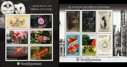 Penrhyn 2021, Smithsonian Museum, Flower, Fossil, Flamingo, Butterfly, Vulcan, Space, Owl, Plane, Art, Tractor 2BF - Oceania