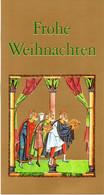 """BRD Amtl. GZS Sonderpstkarte """"Weihnachten"""" PSo 56/03  """"WSt 100+50(Pf) Besuch Der Hirten"""", SSt 9.12.1998 BERLIN ZENTRUM - Cartes Postales - Oblitérées"""