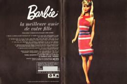 """PUB POUPEE """" BARBIE  """"   1967  (30 A) - Barbie"""