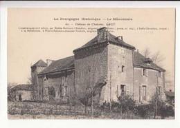 Carte France 71 - Château De Chabotte à Igé - Achat Immédiat - ( Cd048 ) - Other Municipalities
