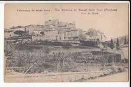 Carte France  84 - Vue Générale Du Baucet Saint Gens - Achat Immédiat - ( Cd048 ) - Other Municipalities