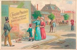 CHROMO / CHOCOLAT POULAIN / AFFICHE PUBLICITAIRE - Poulain