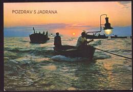 AK 000685 CROATIA - Pozdrav S Jadrana - Kroatien