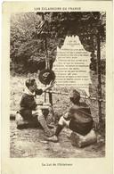 Les ÉCLAIREURS De FRANCE - La Loi De L'Eclaireur - Verso : Groupe Lazare Carnot, Dijon - R/V - Scouting
