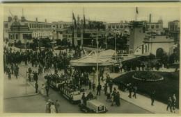 BARI - FIERA DEL LEVANTE - VEDUTA FIERA - EDIZIONE LOBUONO - 1930s (7954) - Bari