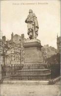 BRUXELLES - Statue D'Anneessens - Monuments