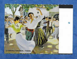 Ticket D' Entrée - France Musée Basque à Bayonne  Danse Le Fandango Fandangoa Tableau De F.RIBERA 2021 - Toegangskaarten