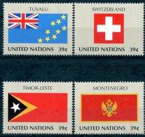 ONU New-York 2007 - Drapeaux Flags Flaggen ** - Ungebraucht