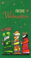 """BRD Amtl. GZS Sonderpstkarte """"Weihnachten"""" PSo 56/04 """"WSt 100+50(Pf) Besuch Der Hirten"""", Ungebraucht - Cartes Postales Illustrées - Neuves"""