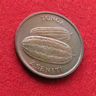 Tonga 2 Seniti 1979 FAO F.a.o.  Wºº - Tonga