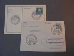 SST Auf Karte Leutenberg , Schotten - Postkarten - Gebraucht