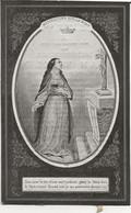 DP. BENEDICTA VAN WIELE ° GREMBERGEN +  1872 - 51 JAAR - Religion & Esotericism