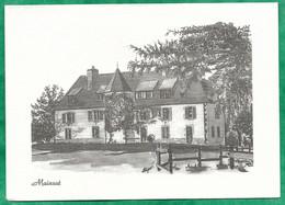 Mainsat (23) Château Des Portes 2scans - Andere Gemeenten