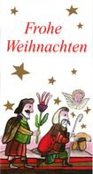 """BRD Amtl. GZS Sonderpstkarte """"Weihnachten"""" PSo 56/05 """"WSt 100+50(Pf) Besuch Der Hirten"""", SSt 9.12.1998 BERLIN ZENTRUM - Cartes Postales - Oblitérées"""