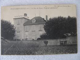Cpa PONTANEVAUX  Le Bois De Loyse Propriété Doucet Saône Et Loire 71 La Chapelle En Guinchay - Other Municipalities