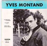 YVES MONTAND -  La Complainte De Mandrin- EP - Sonstige - Franz. Chansons