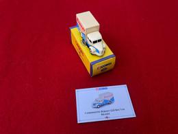 Berliet GLR Box Van Brandt  1/68 Corgi - Other