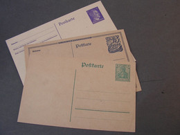 Deutschland Karten Very Old - Kilowaar (max. 999 Zegels)