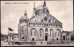 Italia - Cartolina Postale - Circa 1910 - Padova - Basilica Di S. Antonio - A1RR2 - Padova