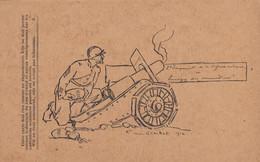 """CARTE NEUVE. EN FRANCHISE.  2° EMPRUNT DE LA DEFENSE NATIONALE. """"ENVOEZ DES MUNITIONS"""" - FM-Karten (Militärpost)"""
