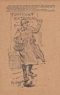 CARTE NEUVE. EN FRANCHISE.  2° EMPRUNT NATIONAL. 1916 - FM-Karten (Militärpost)