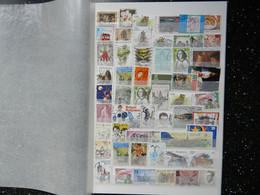 Belgium : +/- 500 Stamps, All Commems/large, Good Value !!! - Collezioni (in Album)