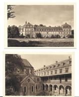 68 - 2 CPA - ZILLISHEIM - PETIT SEMINAIRE - Côté Nord-Cour Intérieur - Autres Communes