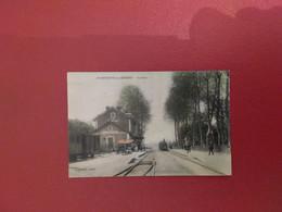 DOMPIERRE SUR BESBRE -La Gare - Andere Gemeenten