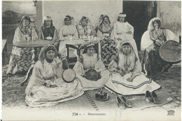 CPA ALGERIE / 734 A / MAURESQUE / NEUVE - Women