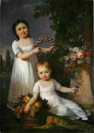 Art - Peinture - Ajaccio - Maison Bonaparte - Les Princesses Zénoïde Et Charlotte à Mortefontaine Par Robert Lefèvre - C - Schilderijen