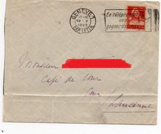 SVIZZERA 1928 - BUSTO DI TELL - TELEFONO - GINEVRA - Briefe U. Dokumente