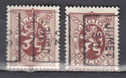 5700 Voorafstempeling Op Nr 278 - JUMET 30 - Positie A&B - Rollini 1930-..