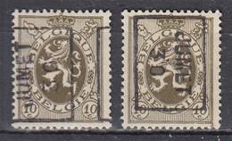 5830 Voorafstempeling Op Nr 280 - JUMET 30 - Positie A&B - Rollini 1930-..